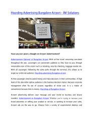 Hoarding Advertising Bangalore Airport.pdf