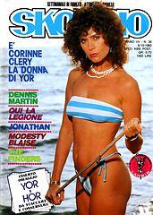 SKORPIO TUTTOFUMETTO Anno VII - N. 39 - 6 de agosto de 1983.cbr