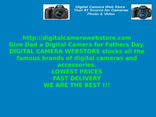 C__Program Files_Think Done Solutions_Traffic Robo_User Data_Projects_DigitalCameraWebStore_ConversionFiles_Give Dad A Digital Camera For Fathers Day.ppt
