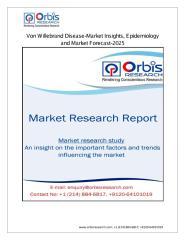 Von Willebrand Disease-Market Insights, Epidemiology and Market Forecast-2025.pdf