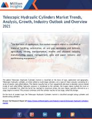 Telescopic Hydraulic Cylinders Market Trends, Analysis, Growth, Industry Outlook and Overview 2021.pdf