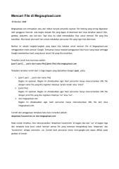 MencariFileDiMegauploadCom.pdf