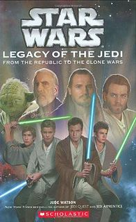 Star Wars - 018 - Legacy of the Jedi - Jude Watson.epub