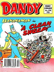 Dandy Comic Library 236 - Bananaman in A Clean Sweep (1993) (TGMG).cbz