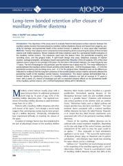 Long-term-bonded-retention-after-closure-of-maxillary-midline-diastema_2015_American-Journal-of-Orthodontics-and-Dentofacial-Orthopedics.pdf
